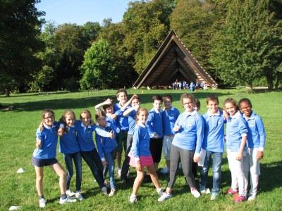 Journée d'unité des 6èmes et de la classe Ulis
